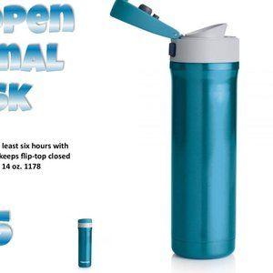 Tupperware Easy Open Thermal Flask
